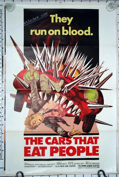 Cars That Eat People