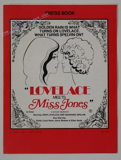 Lovelace Meets Miss Jones