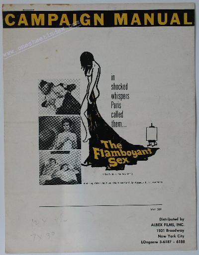 Flamboyant Sex