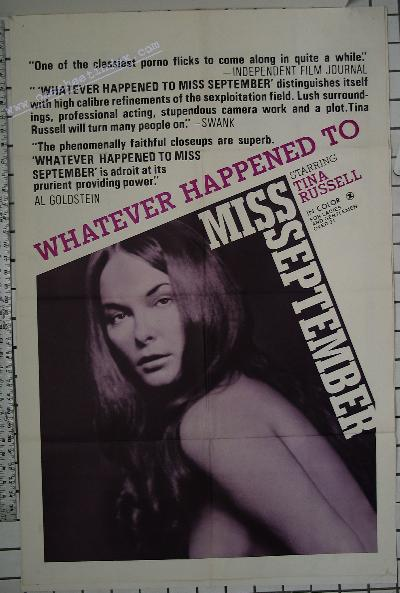 What Ever Happened to Miss September