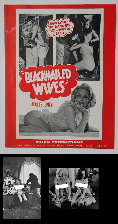 Blackmailed Wives