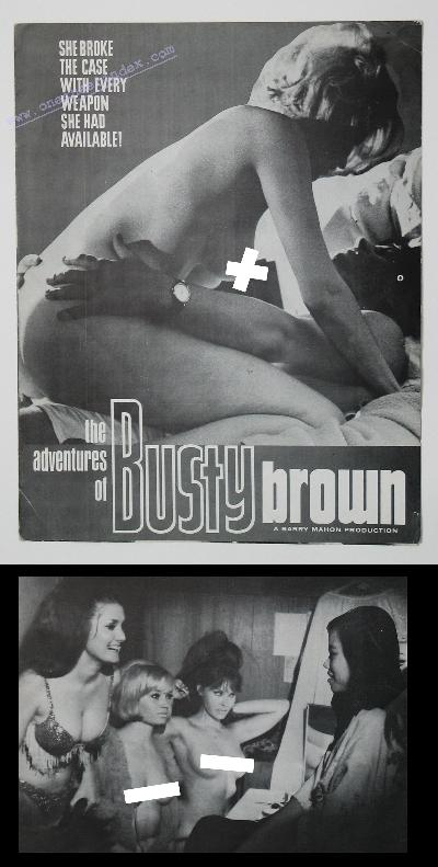 Adventures of Busty Brown