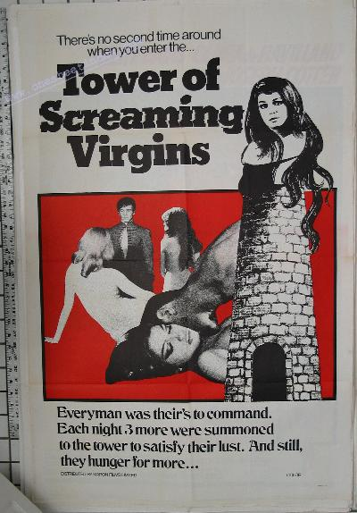 Tower of Screaming Virgins