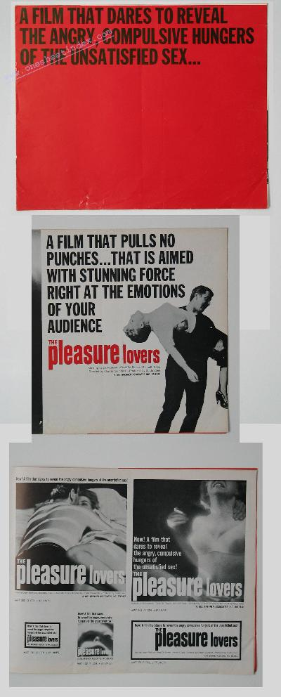 The Pleasure Lovers