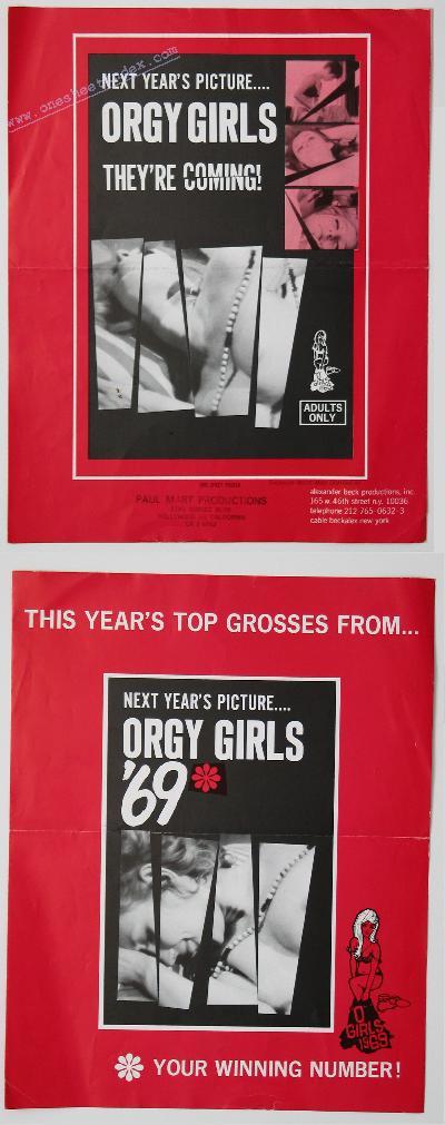 Orgy Girls 69
