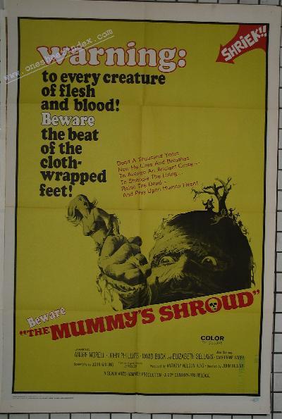 Mummy's Shroud