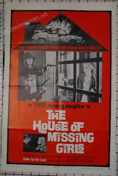 House of Missing Girls