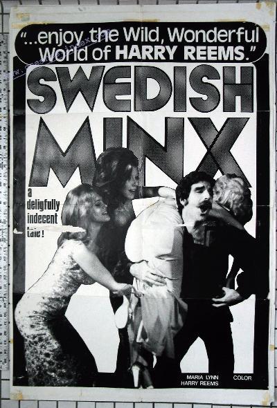 Swedish Minx