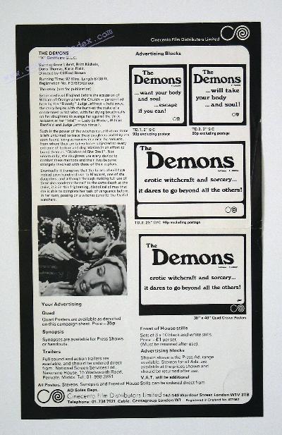 Demons - Cinecenta
