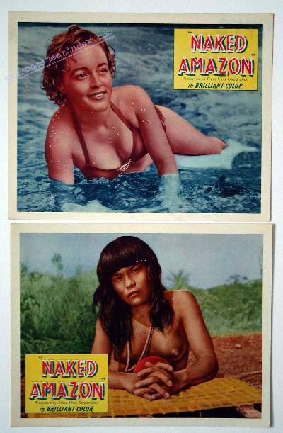 Naked Amazon