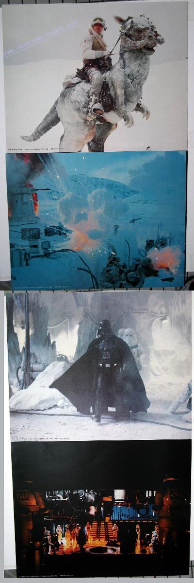 Star Wars 5: Empire Strikes Back