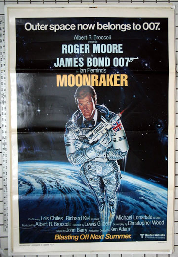 James Bond: Moonraker