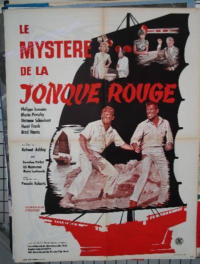 Le Mystere de la Jonque Rouge