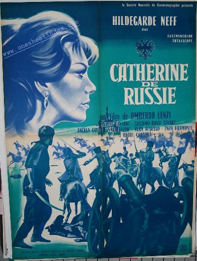 Catherine de Russie