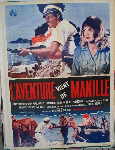 Adventure vient de Manille