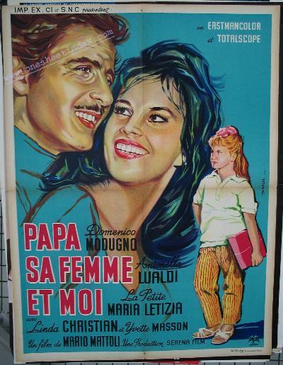 Papa Sa Femme Et Moi