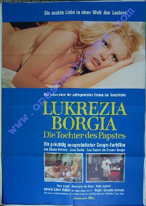 Lucrezia Borgia L'amante Del Diavolo