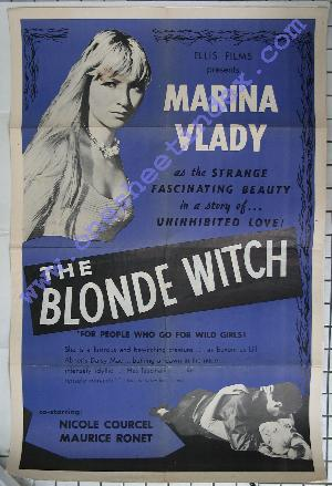 The Blonde Witch