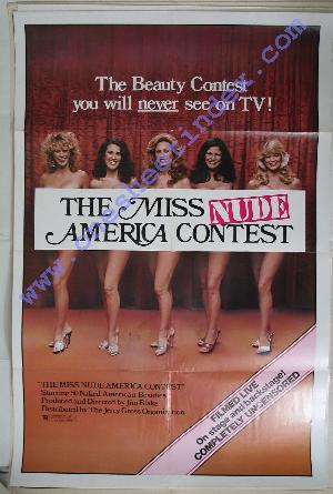 Miss Nude America Contest