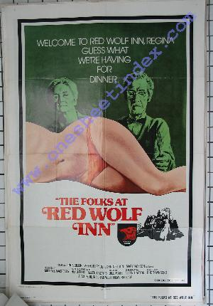 Folks at Red Wolf inn