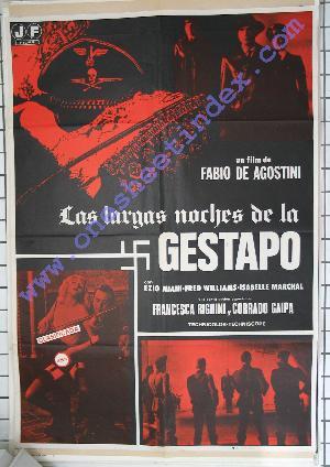 Las largas noches de la Gestapo