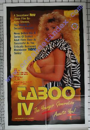 Taboo 4 : The Younger Generation