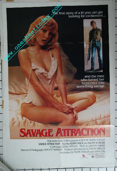Savage Attraction movie