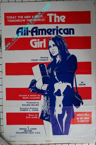 The All American Girl