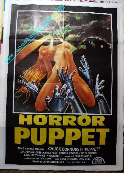 Horror Puppet