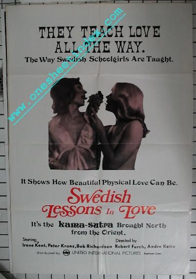 Swedish Lessons in Love