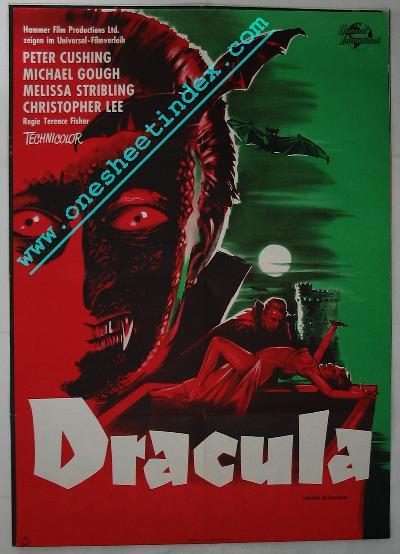 Dracula 1: Horror of Dracula